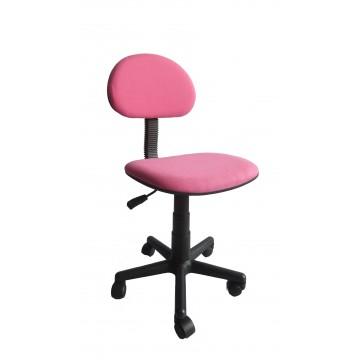 παιδική καρέκλα γραφείου με ρόδες χωρίς μπράτσα