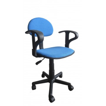 Παιδική καρέκλα γραφείου με μπράτσα.