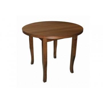 Τραπέζι κουζίνας ξύλινο με...