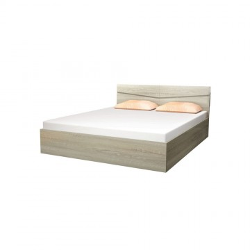 Κρεβάτι διπλό μπαούλο 160/200 City 172 Genomax 14061