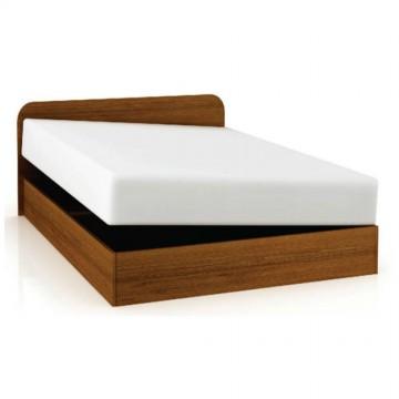 Κρεβάτι μπαούλο διπλό 144/190 City 3 Genomax