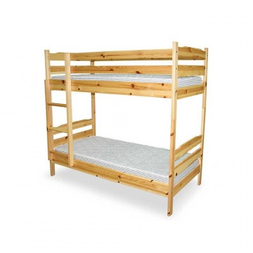 Κουκέτα Masif bed 2 Genomax 3332