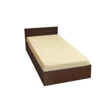 Κρεβάτι μονό ξύλινο Valya 82 Genomax 4700