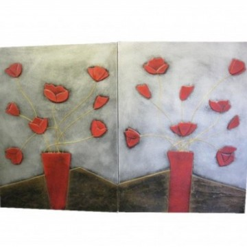 πίνακας ζωγραφικής 120*80* ύψος  επικάλυψη από τεχνόδερμα