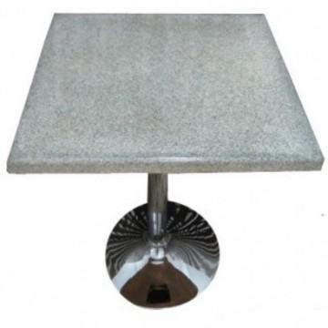 τραπέζι με βερσαλιτη 60*60*75cm