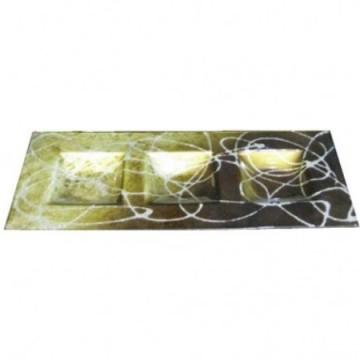 βάση επιτραπέζια για κεριά