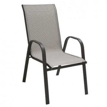 πολυθρόνα αλουμινίου  εξωτερικού χώρου