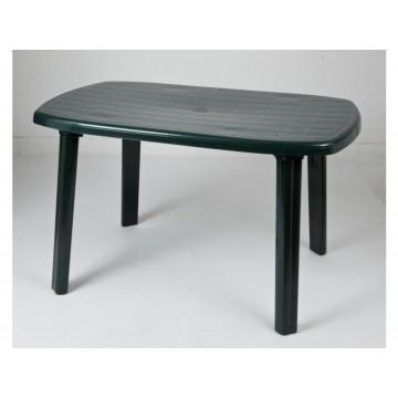Τραπέζι πλαστικό με ίσια...