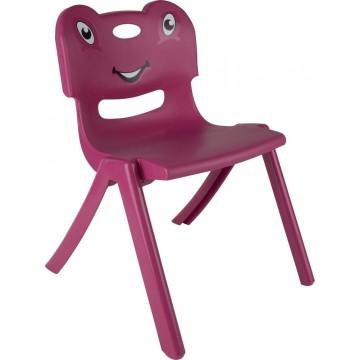 παιδική καρέκλα ροζ με...