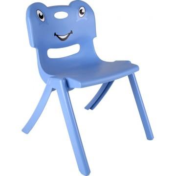 παιδική καρέκλα μπλε με...