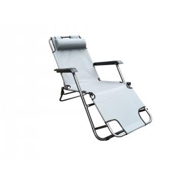 Πολυθρόνα relax πτυσσόμενη νοσοκομείου EF-0800012