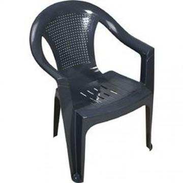 πλαστική καρέκλα με μπρατσα γκρι για εκδηλώσεις