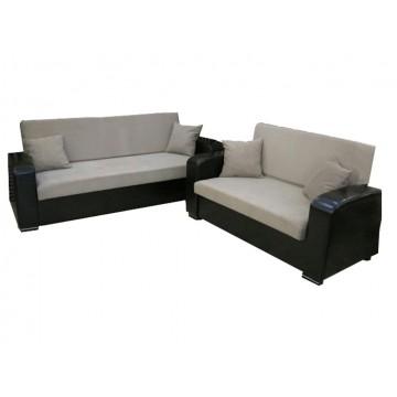 καναπές τριθέσιος και διθέσιος
