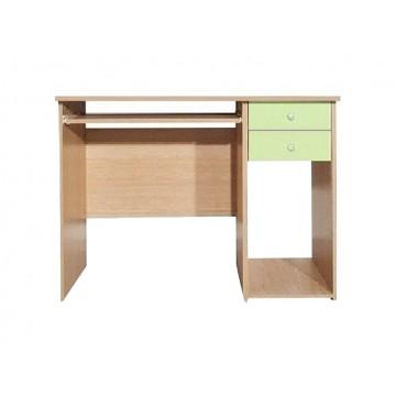 Παιδικό γραφείο σε χρώμα δρυς-λαχανί 80x55x100