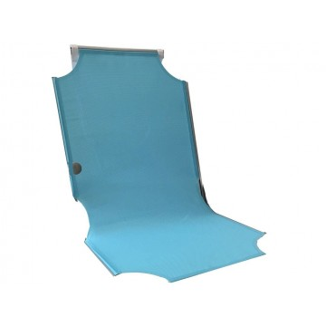 Ανταλλακτικό πανί διάτρητο 2*1 για καρεκλάκι παράλιας αλουμινίου
