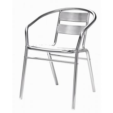 Αλουμινίου πολυθρόνα.